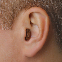 Starkey CIC Hearing AId